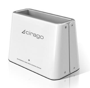 Cirago CDD2000 USB 3.0 Hard Drive Docking Station