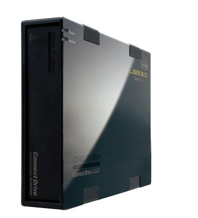 Corega CG-HDCUS3F USB 3.0 Hard Drive Enclosure
