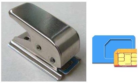Cut My SIM micro SIM Cutter