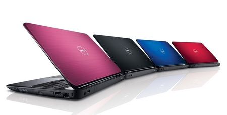 Dell Inspiron 14R, 15R and 17R Notebooks