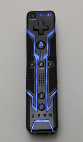 Disney PDP TRON Wii remote controller