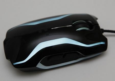 Disney Razer TRON gaming mouse