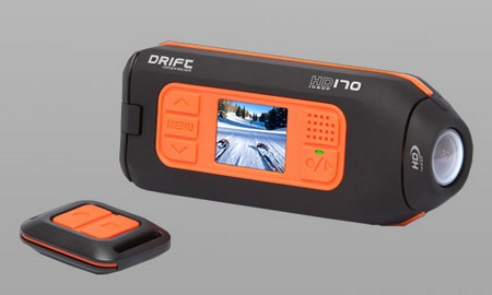Drift HD170 HD Action Camera