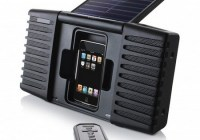 Eton Soulra Solar-powered iPod Sound System