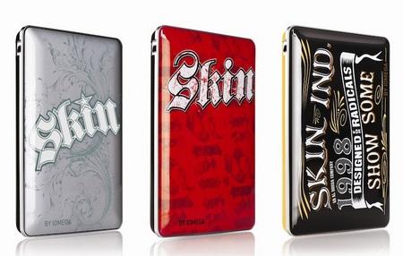 Iomega Skin-branded Portable Hard Drive