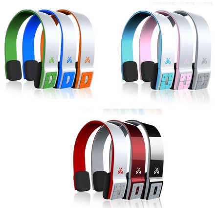 JayBird SB2 Sportsband Bluetooth Headphones colors