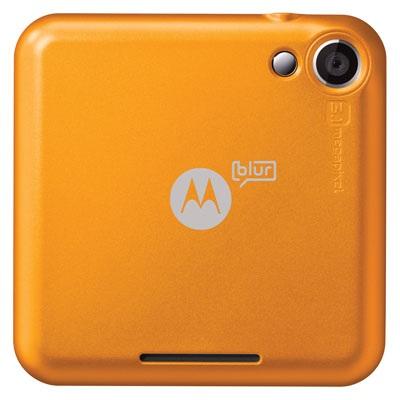 Motorola FLIPOUT Android Phone with MOTOBLUR Saffron