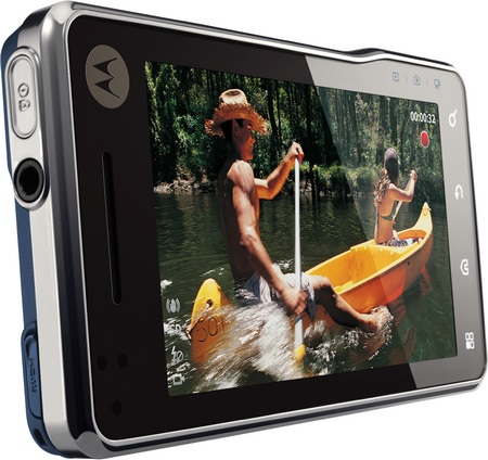 Motorola Milestone XT720 Android Smartphone Announced