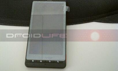 Motorola Shadow Droid Xtreme Leaked Again front
