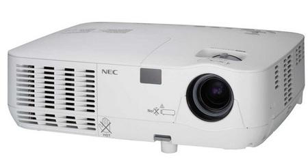 NEC NP216J-3D 3D-Capable DLP Projector