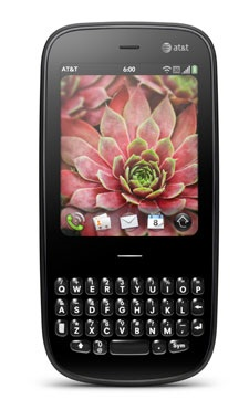 Palm Pixi Plus hits AT&T