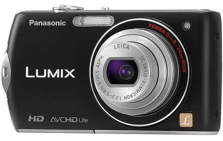 Panasonic LUMIX DMC-FX75 Camera with AVCHD Lite Support