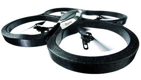 Parrot AR.Drone iPhone-controlled Quadricopter
