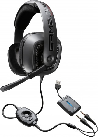Plantronics GameCom 777 PC Headset with Dolby 7.1 Surround Sound
