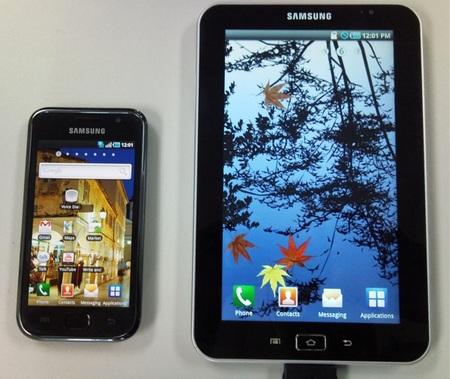 Samsung Galaxy Tab Revealed