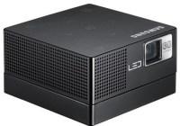 Samsung SP-H03 Pico Projector does Media Playback
