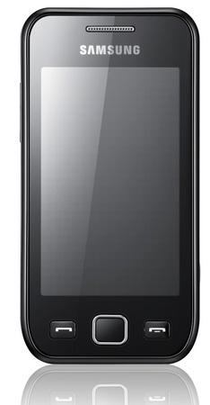 Samsung Wave 2 Smartphone running Bada