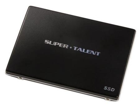 Super Talent TeraDrive CT Series SSD with SandForce 1222 SSD Processor