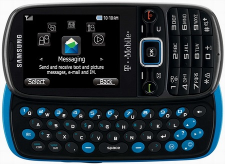 T-Mobile Samsung Gravity 3 SGH-T479 Messaging Phone