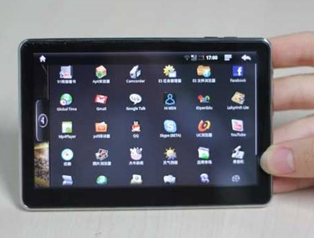 TCL TouchLife Android Tablet