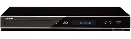 Toshiba BDX2500 and BDX2700 Blu-ray Players with WiFi