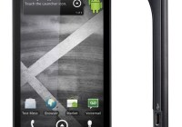 Verizon Motorola Droid X Android Smartphone front side