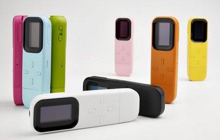iRiver T8 Candy Bar MP3 Player