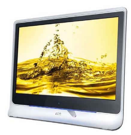 AOC e2237Fwh and e2437Fh Slim Full HD LED-Backlit Displays