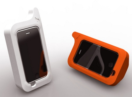 Ark Hippo iPhone Case Stand