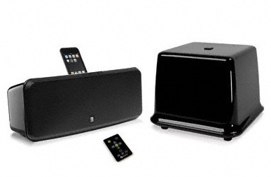 Boston Acoustics i-DS3 plus iPhone iPod Speaker System black