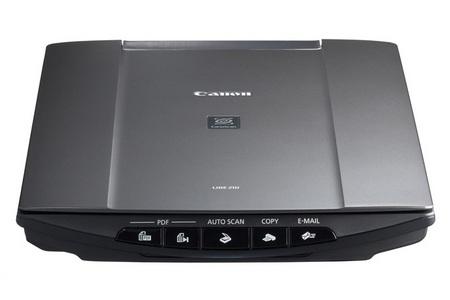 Canon CanoScan LiDE 210 color image scanner