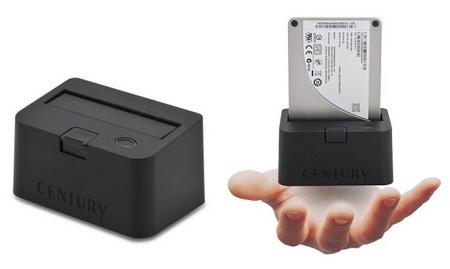 Century CROS25U3 USB 3.0 Hard Drive Dock