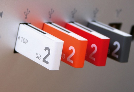 Emamidesign USB Clip Flash Drive 2