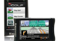 Expresso AG1 Automotive and Golf GPS Device