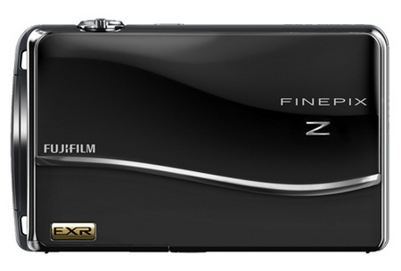 FujiFilm FinePix Z800EXR Touchscreen Camera black