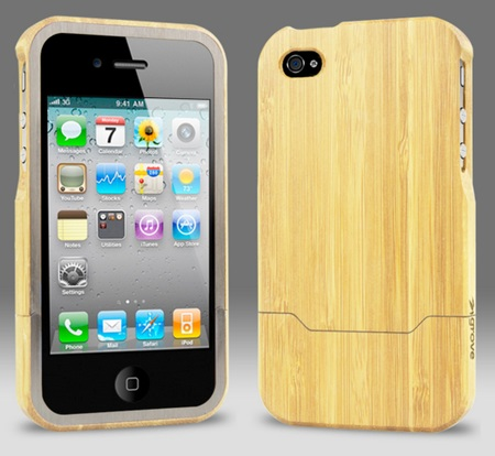 Grove Bamboo iPhone 4 Case