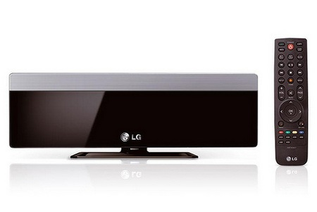 LG DP1W Stylish HD Media Player with WiFi