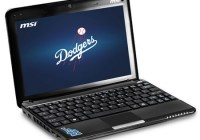 MSI Wind U135DX LA Dodgers Edition