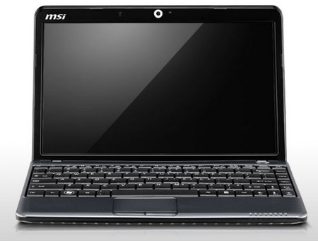 MSI Wind12 U230 Light Netbook with 11.6-inch Screen 1