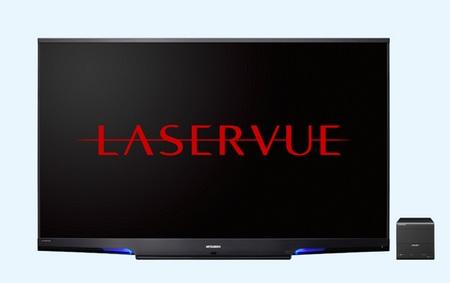 Mitsubishi LaserVue 75-LT1 3D Laser HDTV