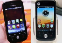 Motorola Quench XT3 and Vibo A688