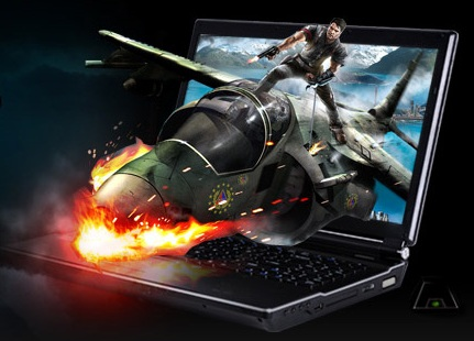 ORIGIN EON15 Gaming Notebook with optional 3D Vision Kit