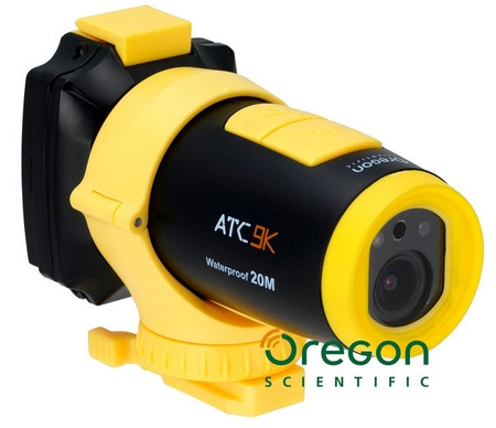 Oregon Scientific ATC9K Full HD Waterproof Action Camera angle