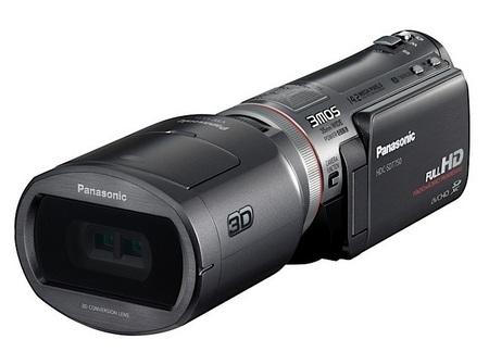 Panasonic HDC-SDT750 3D Consumer Camcorder