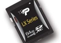 Patriot Memory LX Series 64GB UHS-I SDXC Card