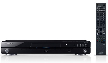 Pioneer BDP-LX53 Blu-ray Player