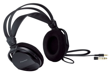 Pioneer Core Audio SE-M290 headphones