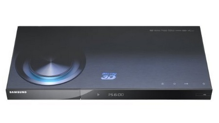 Samsung BD-C7900 3D Blu-ray Player