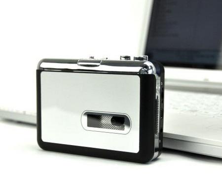 TEC HIDEOTO USB cassette player