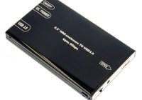 Thanko USB325EC USB 3.0 HDD Enclosure